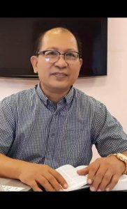 Pastor Jun Gaviola